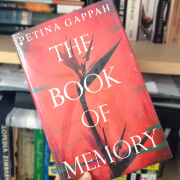 The Book of Memory: Book review