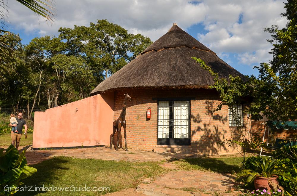 Mbizi Game Park Zimbabwe accommodation