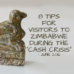 Tips visitors Zimbabwe cash crisis