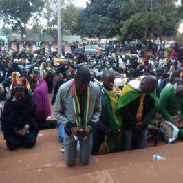 #thisflag zimbabwe pastor evan
