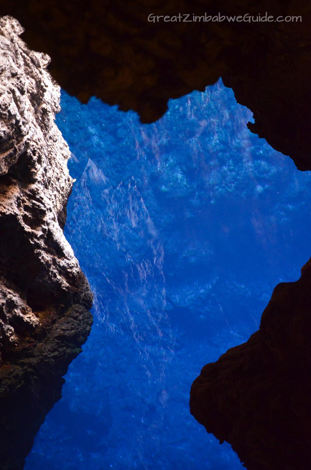 Chinhoyi Caves Zimbabwe 012
