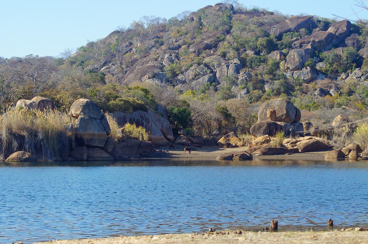 Matobo Matopos Mtsheleli Dam