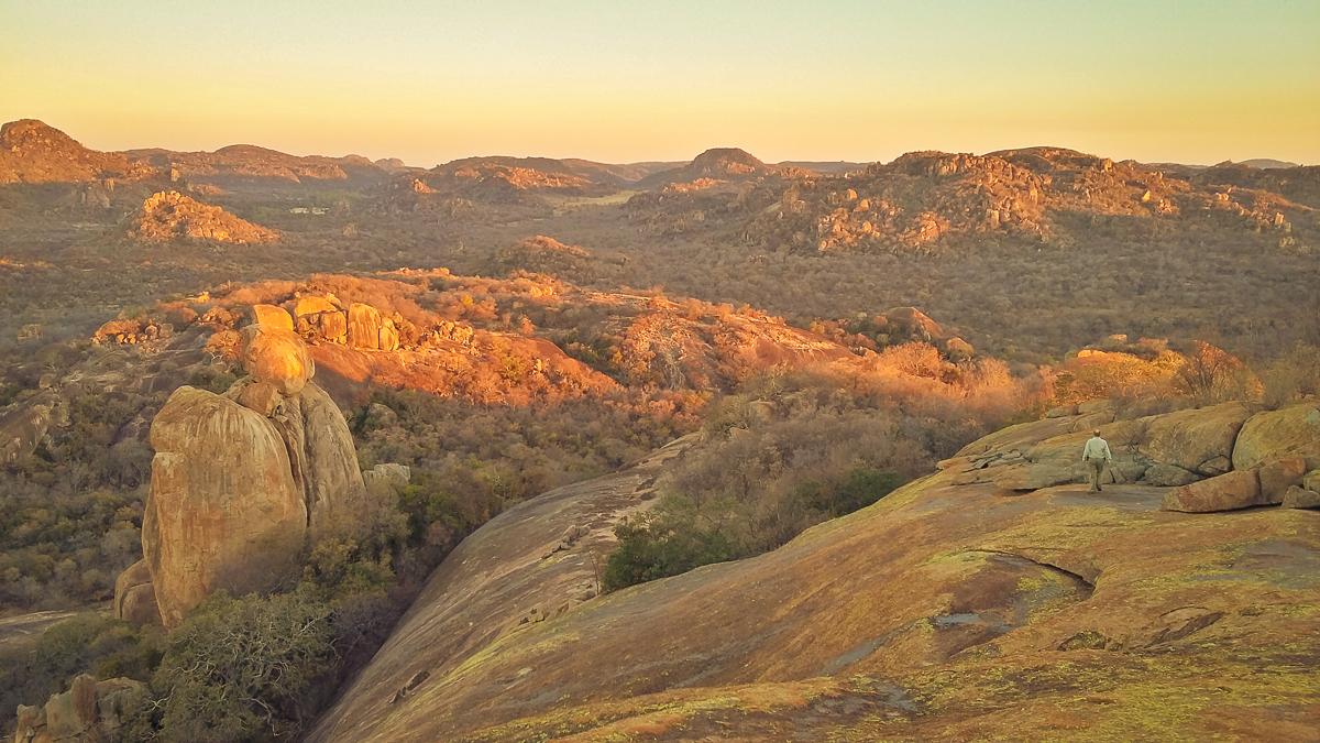 Matobo National Park Zimbabwe