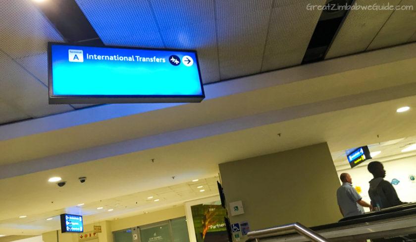 Johannesburg International Airport Transfer Info 01