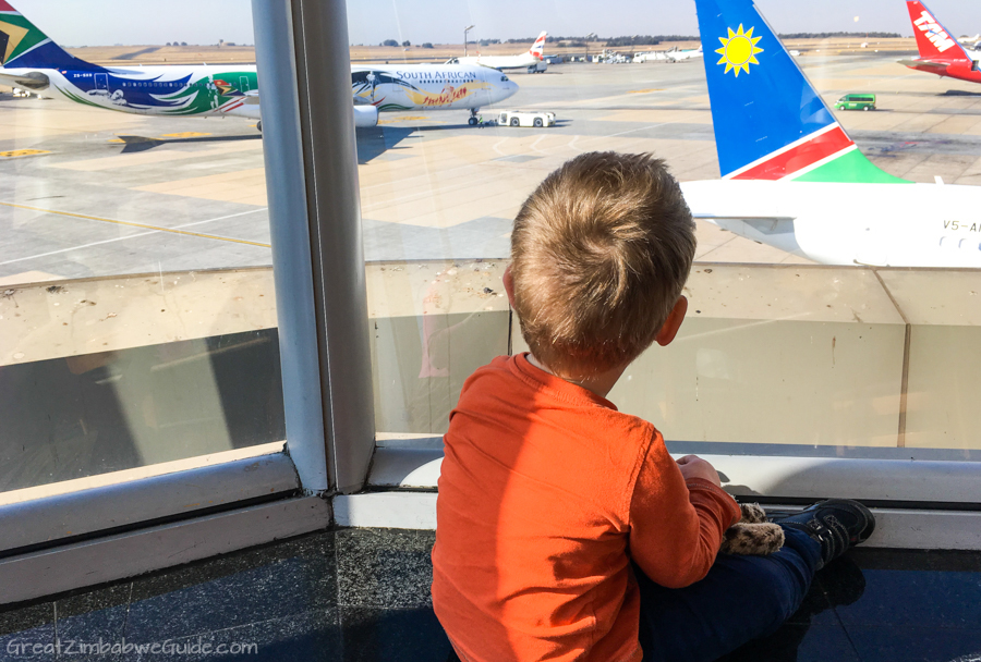 Johannesburg International Airport Transfer Info 06