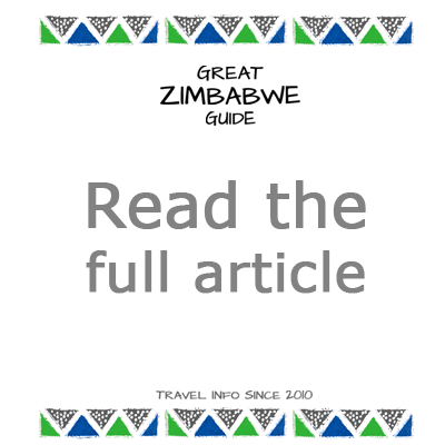 Read more Great Zimbabwe Guide
