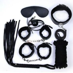 BDSM Sex Toys In India | Sex Toys in Tamilnadu | Sex Toys In Tripura | Sex Toys In Uttaranchal | Sex Toys In Uttarakhand | Sex Toys In Uttar Pradesh | Sex Toys In West Bengal | www.adultjunky.com | BDSM Bondage 7 Piece Kit For Couple