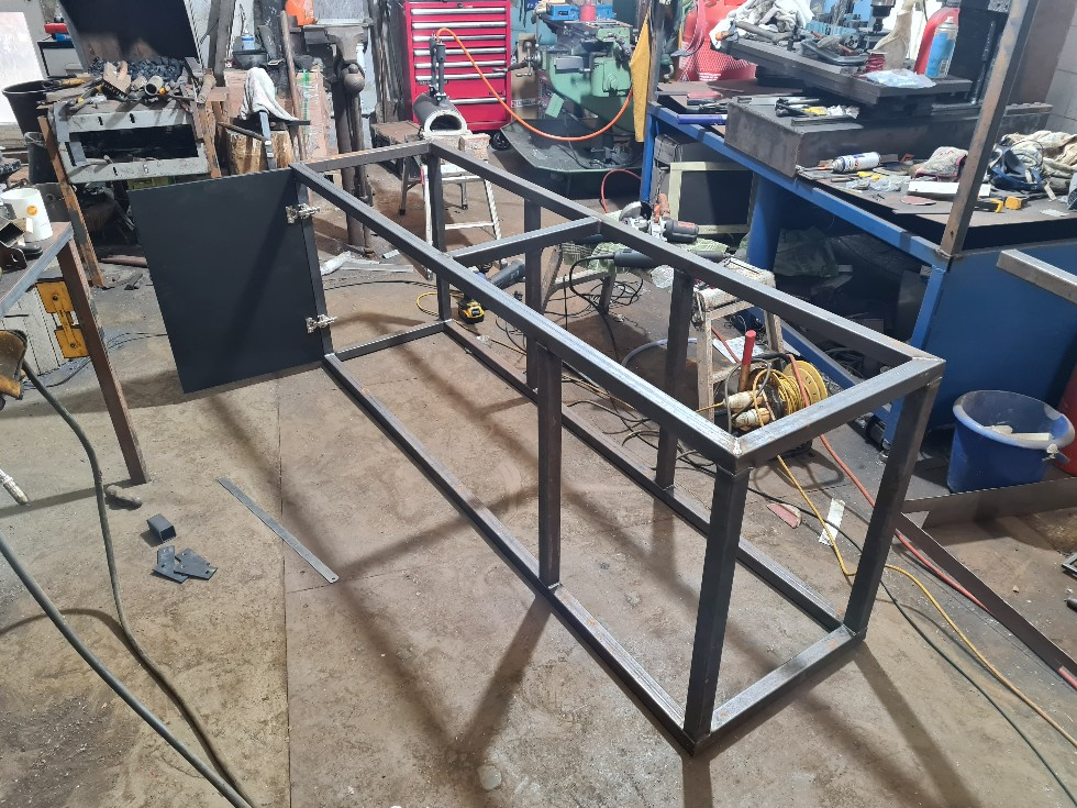 Seaham Stainless Steel Fabrication Welder Durham Bespoke Specialist Contract Welding Stainless Steel Fabrication Sunderland Made To Order Commercial Shop Fitting Contractor