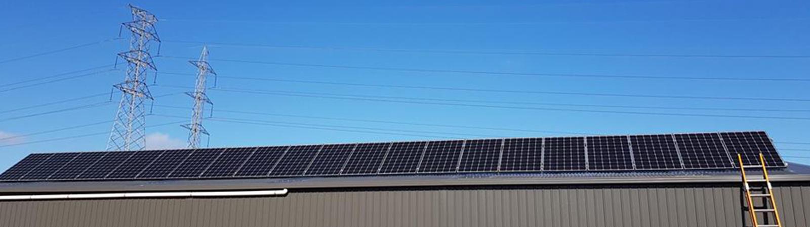 Solar Power Installation Surf Coast