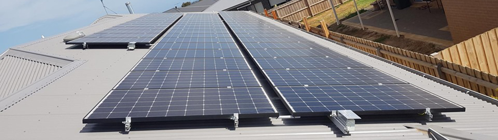 Solar Power Installation Surf Coast