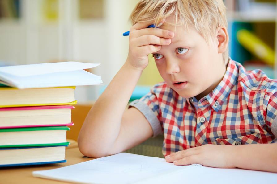 learning difficulties in children