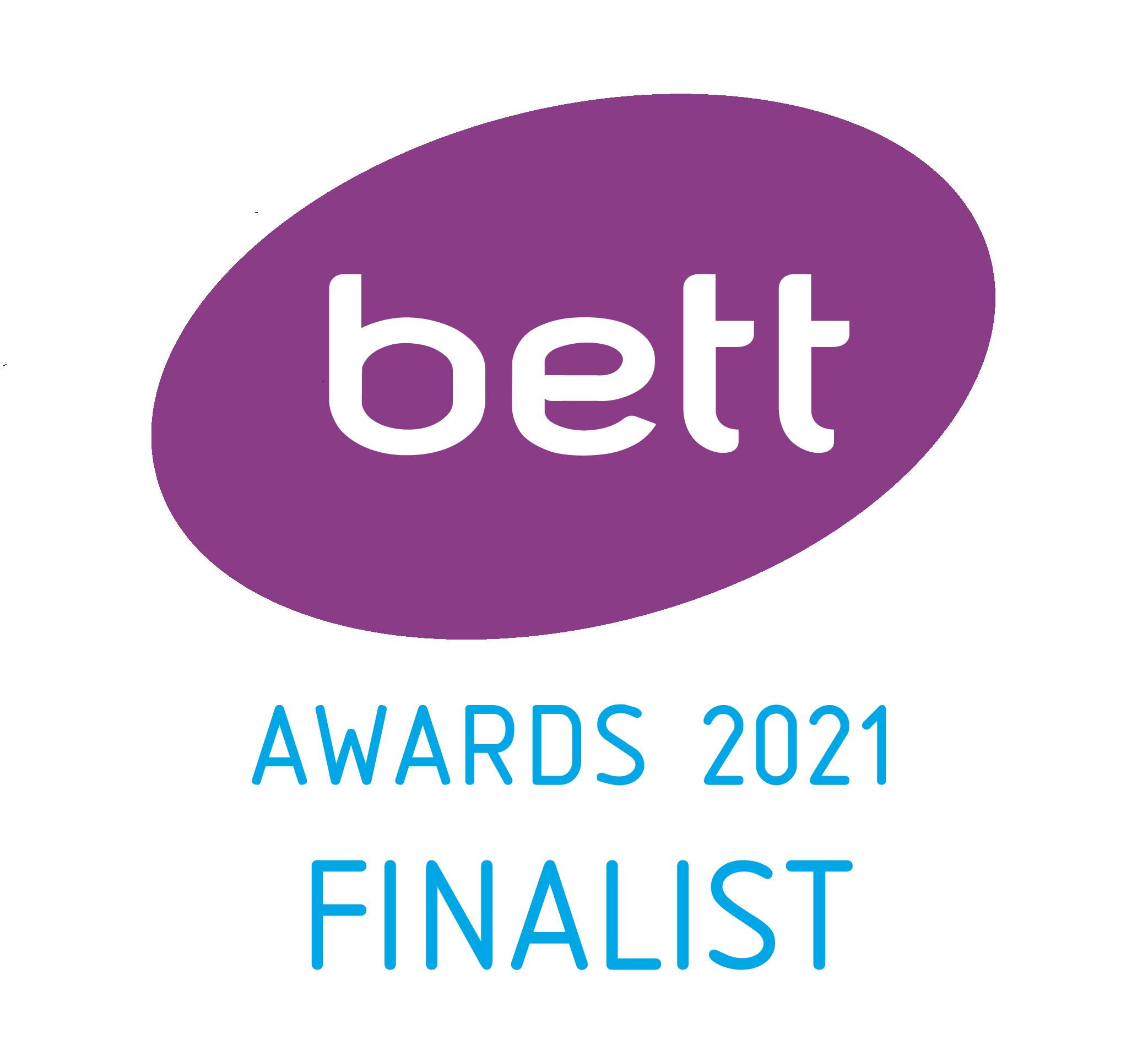 BETT Awards 2021 finalist