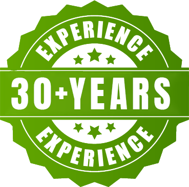 experience 30 plus
