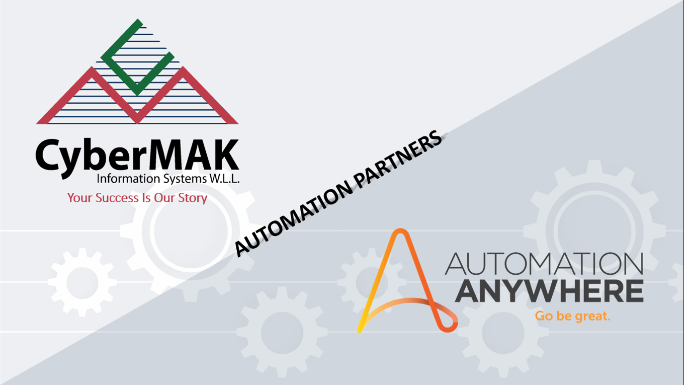 CyberMAK Information Systems announces partnership with Automation Anywhere to address demands for automation globally
