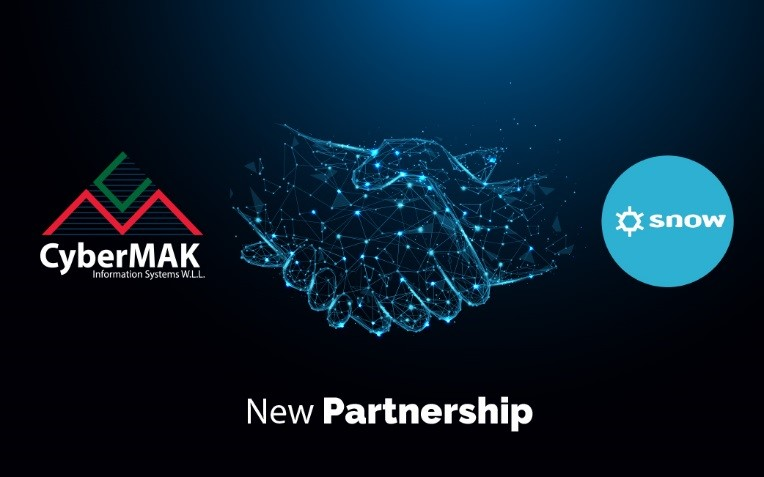 Agile Global Systems Integrator CyberMAK Information Systems establishes partnership with Snow Software