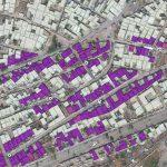 Longitudinal geospatial analysis of Tel Afar city through armed conflict