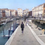 Strolling Cities: street-view imagery and vocal input to explore cities through AI