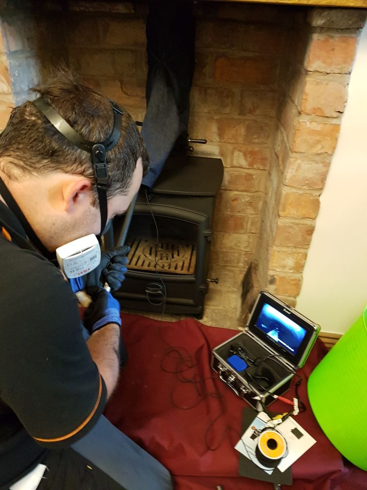 CCTV Inspection photo 1
