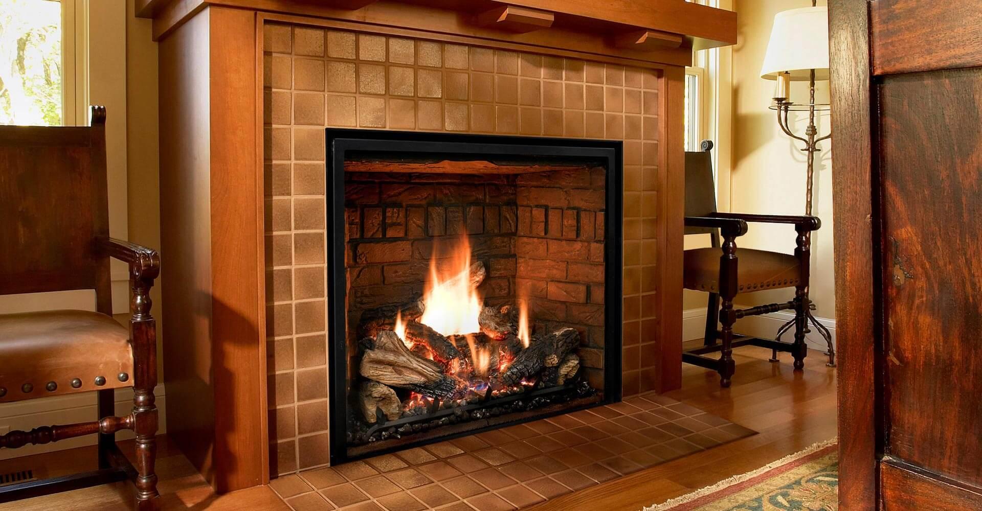CSChimneyServices - Open Log Fire
