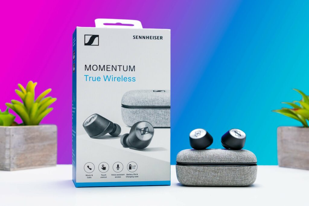 Sennheiser Momentum True Wireless review