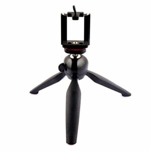 Flexible mobile tripod