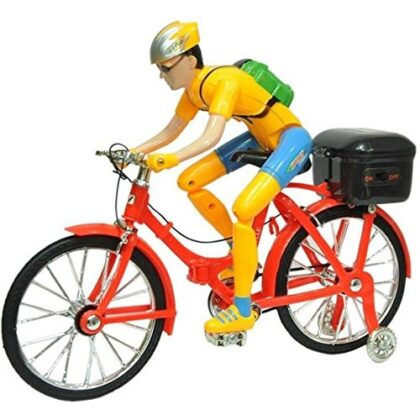 Street Bicycle Toy