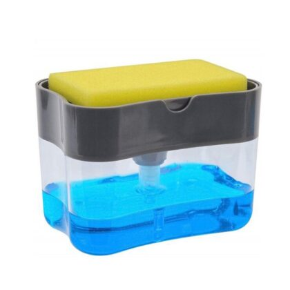 Kitchen Sponge Soap Dispenser