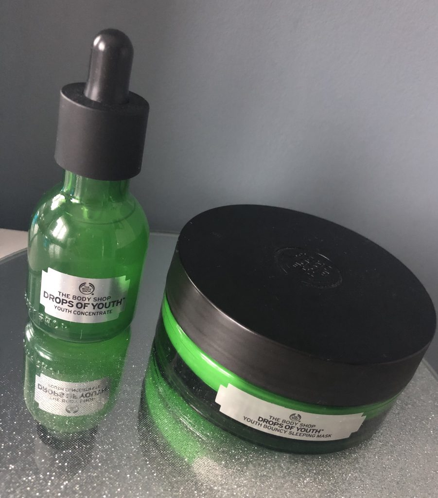 Natural products to age gracefully