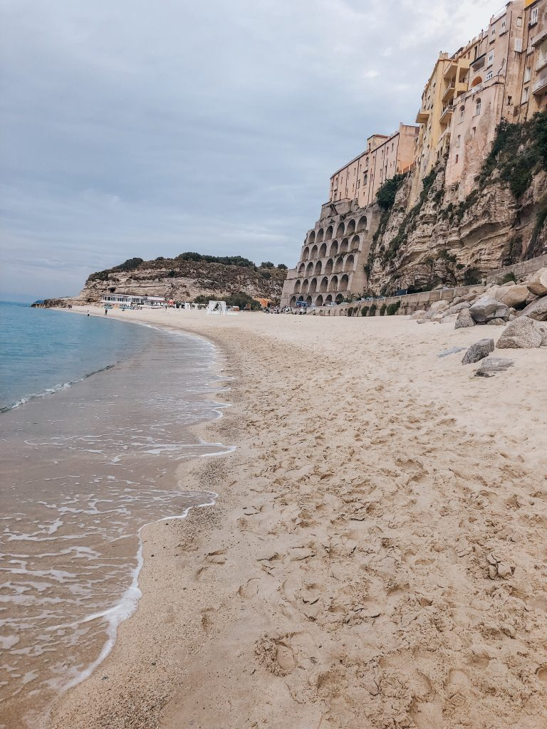The houses of Tropea