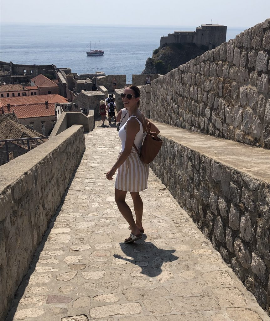 Cruise excursion to Dubrovnik