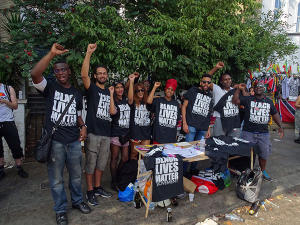 Black Lives Matter coming to Carnival