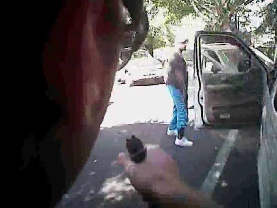 Charlotte cop walks free after shooting to death Keith Lamont Scott