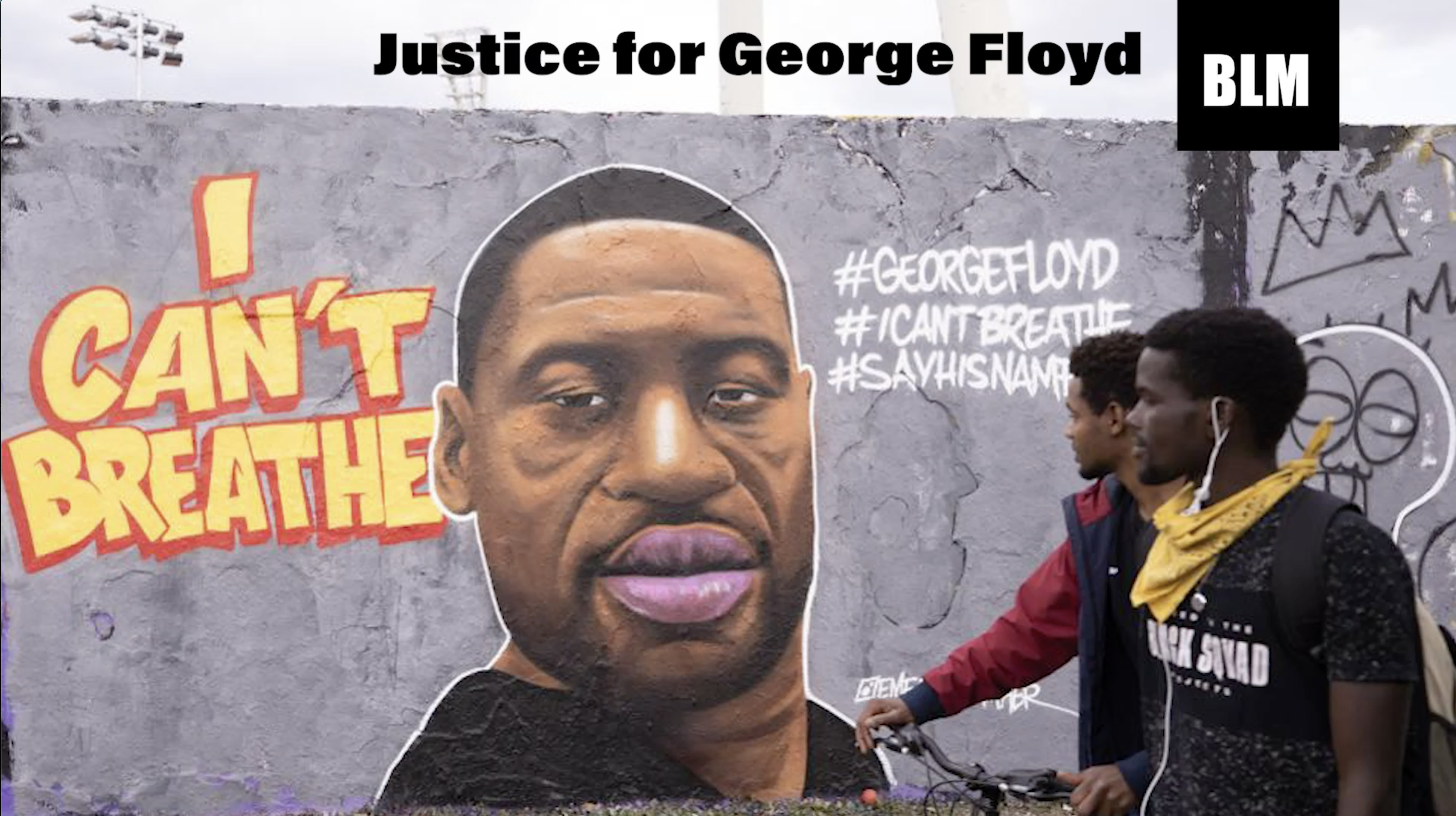 George Floyd – Rest In Power