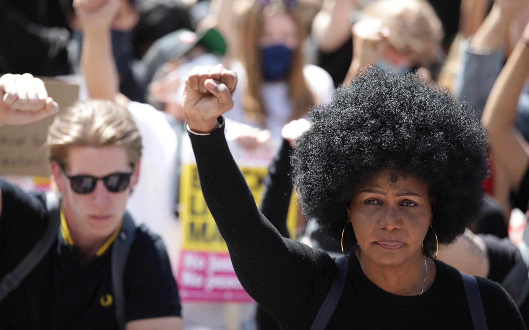 Keep going for Breonna Taylor – protest on Sat 11 July across the UK