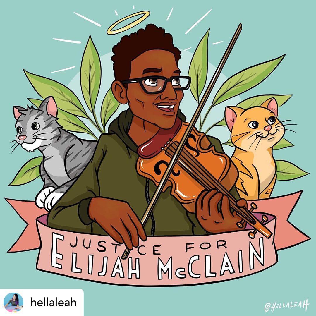 The killing of Elijah McClain