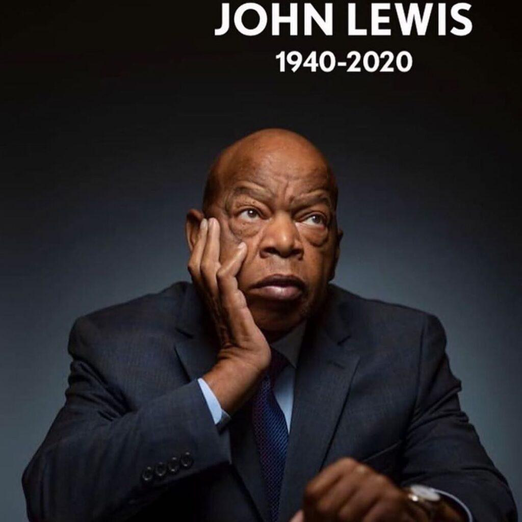 John Lewis 1940-2020