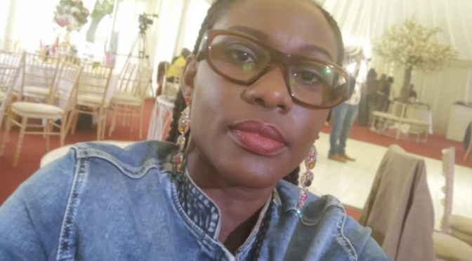 Support nurse Monisola Abiodun's fight against discrimination and oppression