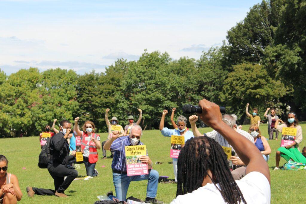Lewisham black lives matter