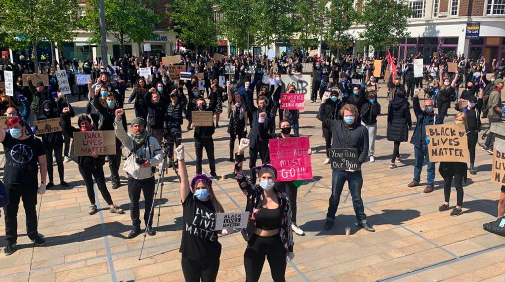 Christopher Alder: Hull BLM protest continues the fight for justice