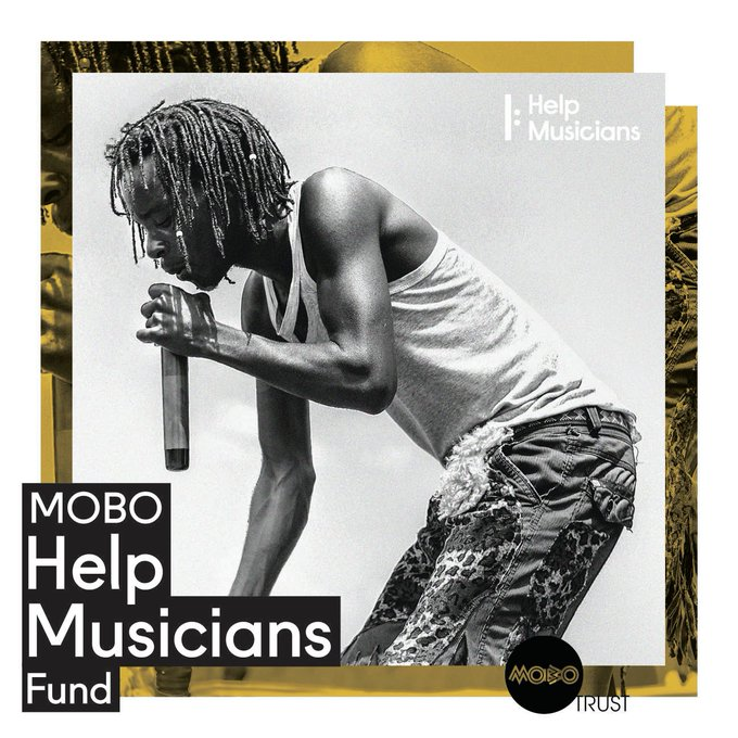 4th round of the MOBO Help Musicians Fund