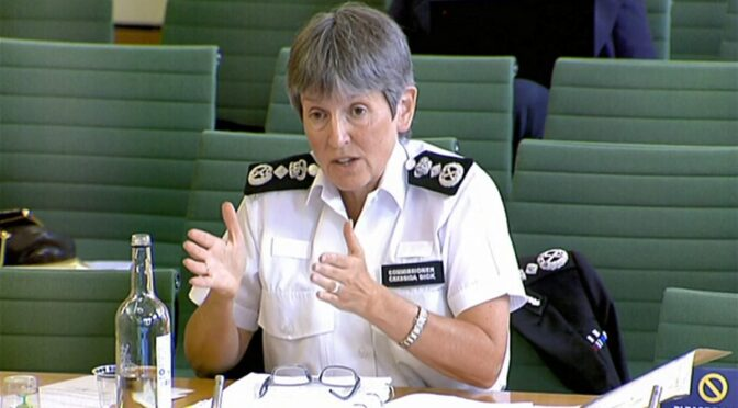 Met police BAME recruitment will fail because of racism