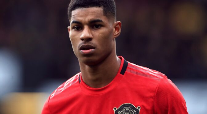 Marcus Rashford attacked by Daily Mail for caring and investing