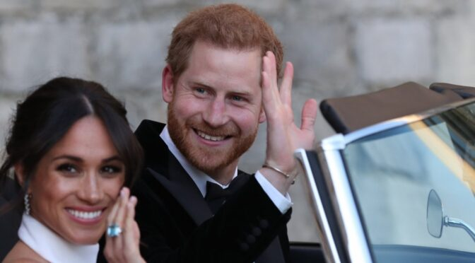 Meghan shows monarchy is rotten and racist, like entire UK establishment