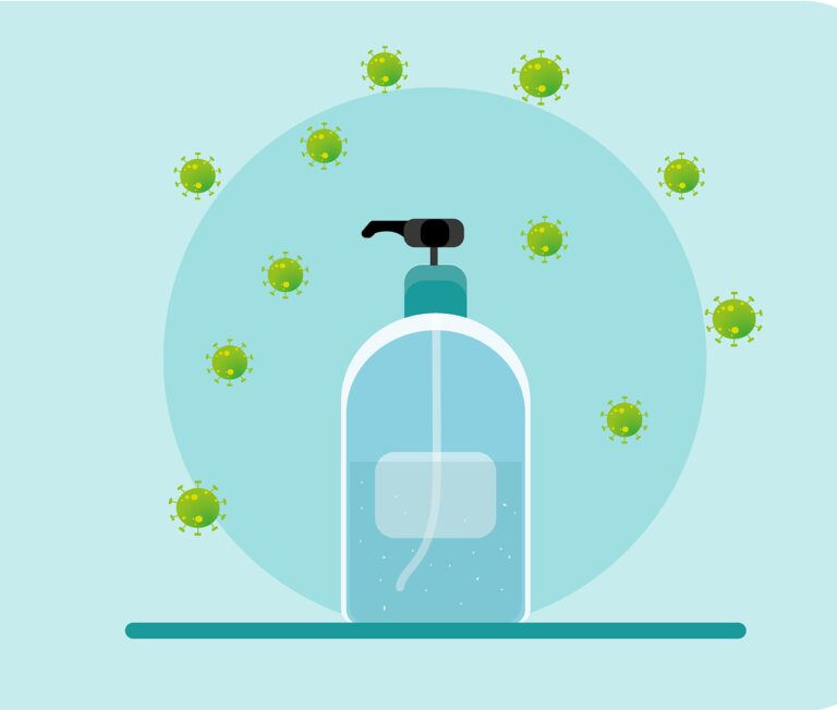 disinfection, hygiene, disinfectant