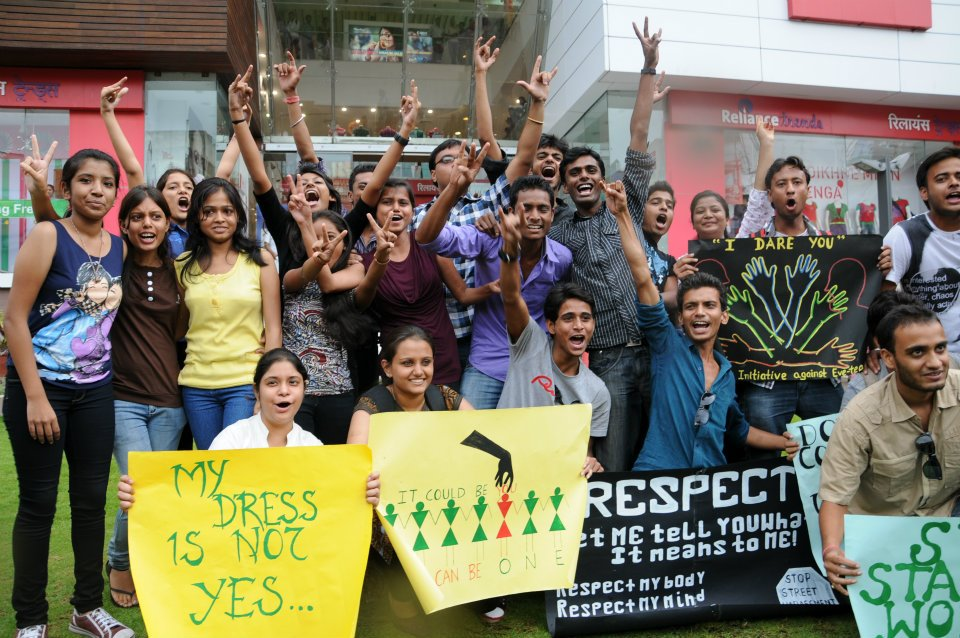 Wake Up India Foundation Flash Mob
