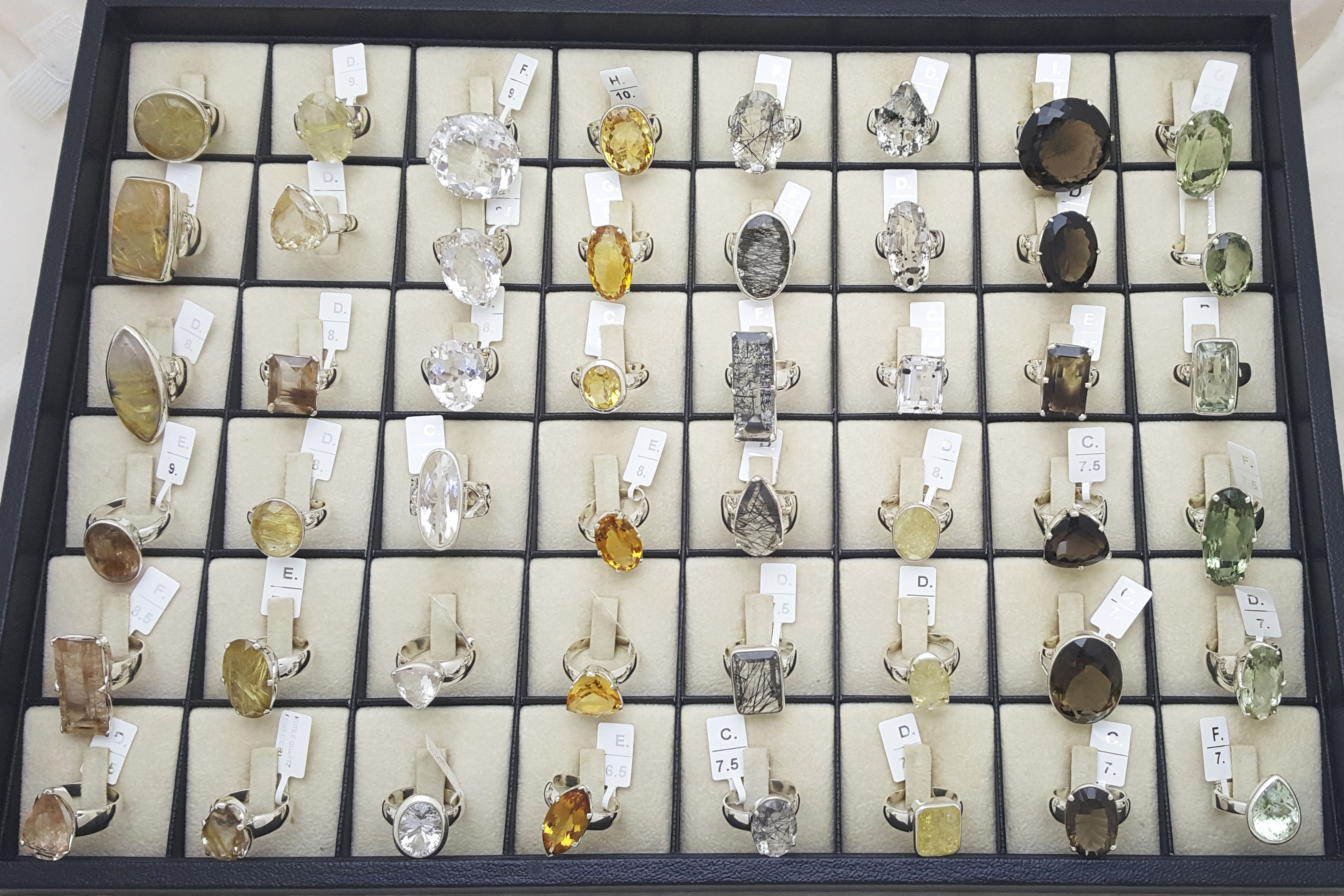 CLASSIC COLLECTION RINGS, 1