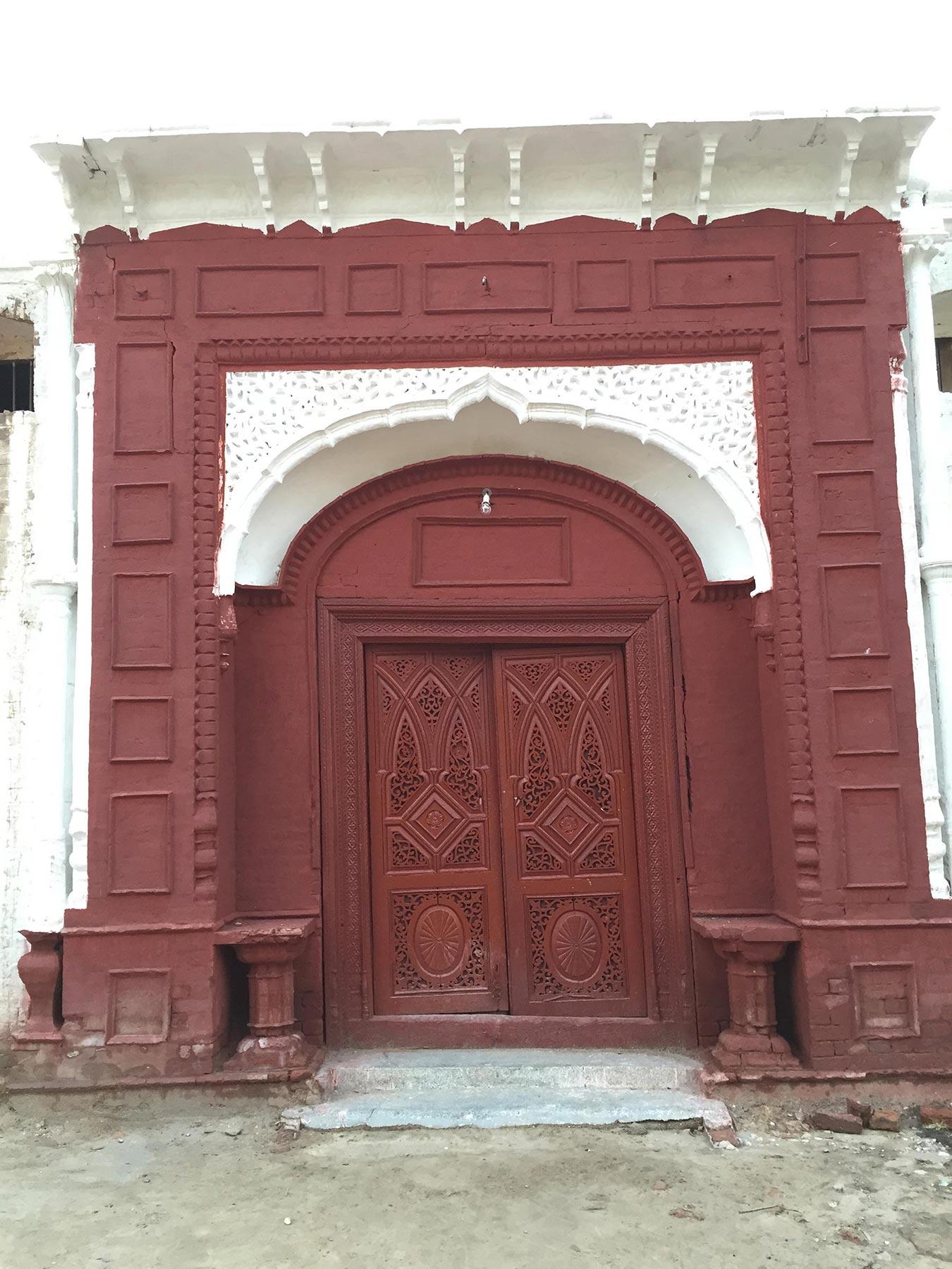 Village Muzaffarabad