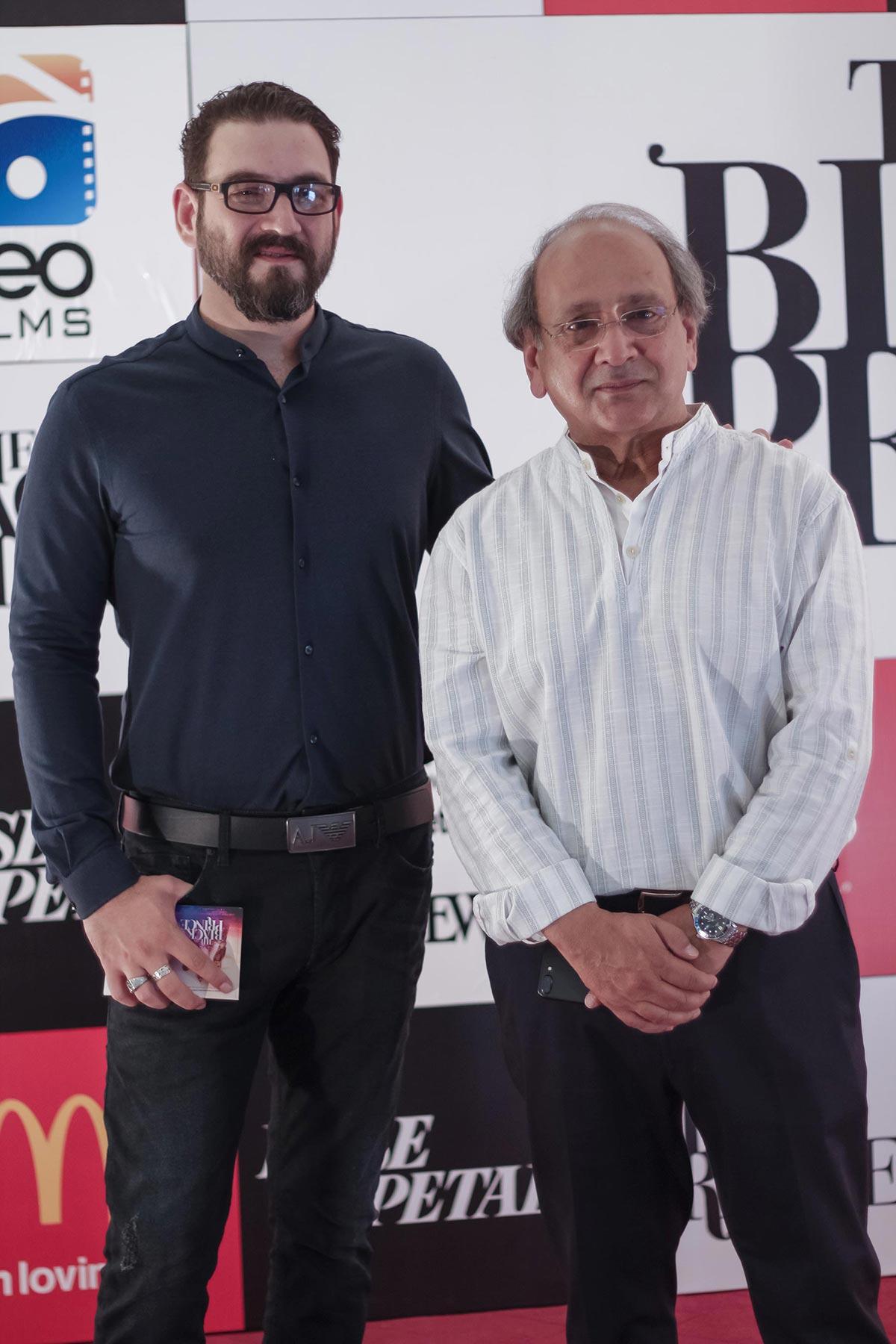 Umair Fazli and Ali Fazli