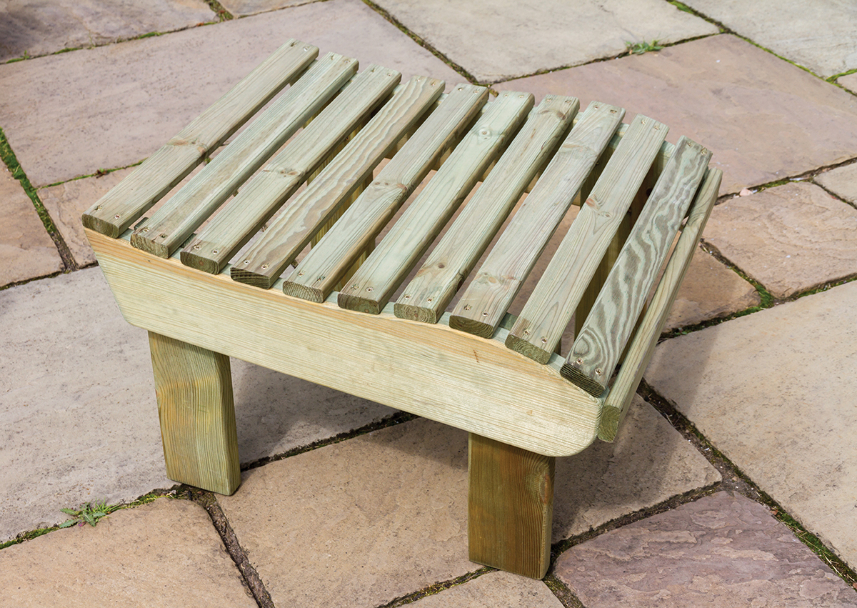 Lily Relax Foot Stool