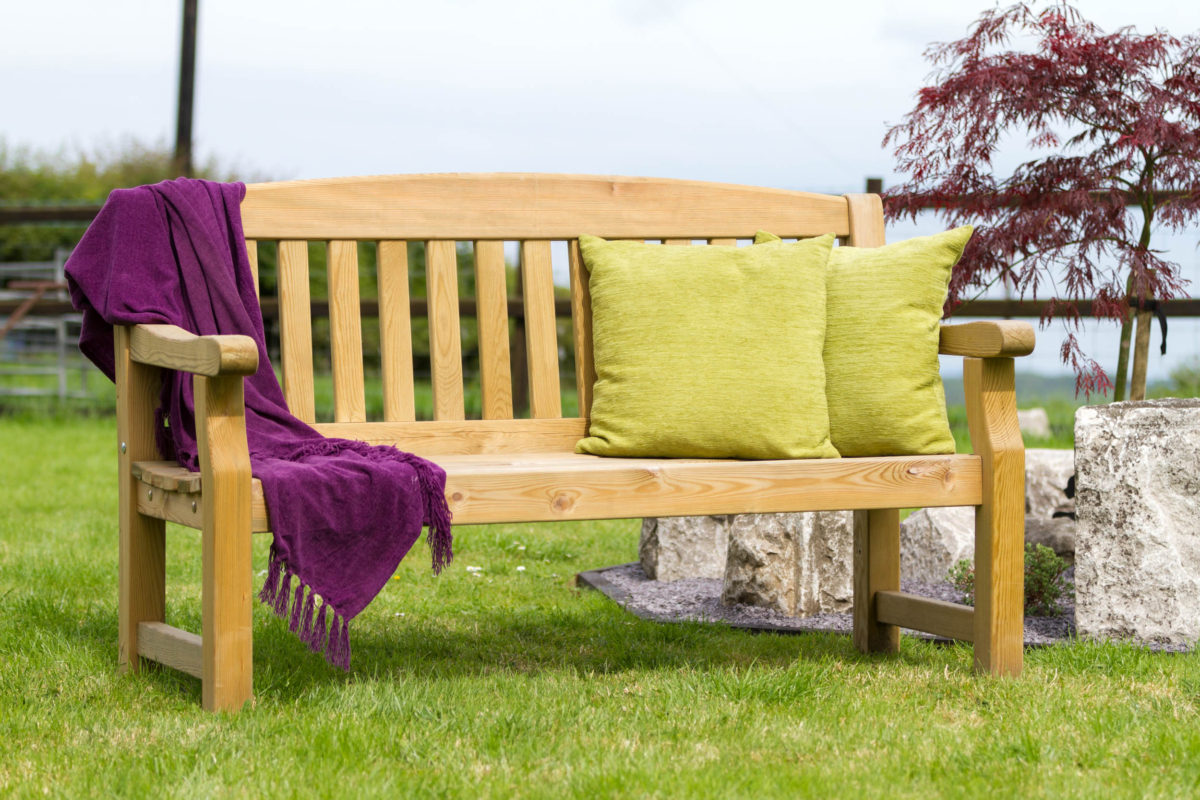 Emily 3 Seater Bench